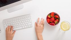 Eating Healthy At Work Isn't Always About
