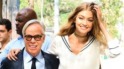 Gigi Hadid Responds To Tommy Hilfiger's Comments On Her