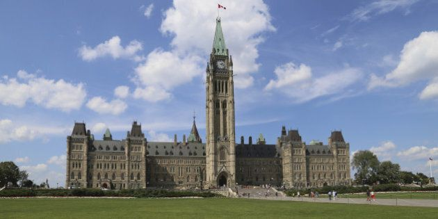 Parliament Hill, Peace Tower,