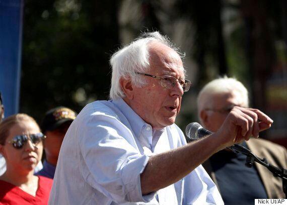 Bernie Sanders Won't Rule Out 2020 White House