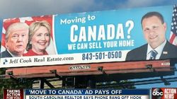 Realtor's Election Joke Billboards Have Really Paid