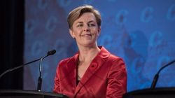 Leitch Makes Obvious Bid For Headlines As Tories Debate