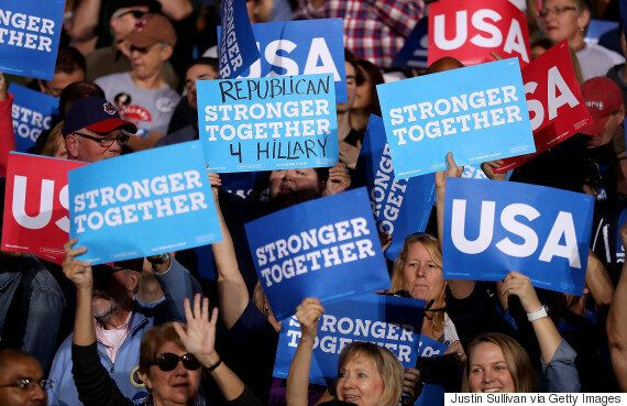Clinton Supporters Enabled Trump's