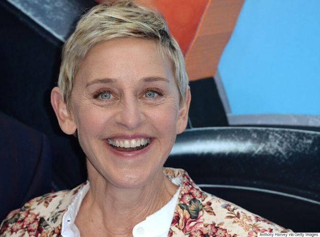 Ellen DeGeneres Shares Message Of Hope