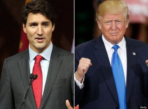 Trudeau Offers Trump Congratulations And An Invitation To