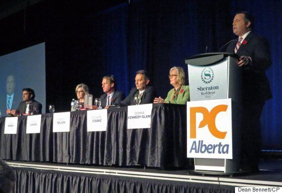 Rachel Notley Says She's Troubled By Abuse Allegations In Alberta PC Leadership