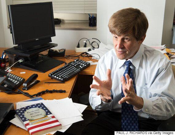 Allan Lichtman Has Predicted Last 9 U.S. Elections, Including Trump's Win. He Says Polls