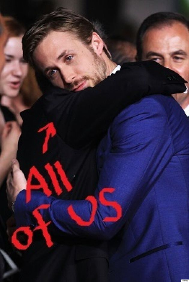 36 Times Ryan Gosling Looked Adorable.