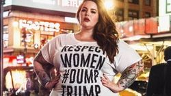 Tess Holiday Says Trump Is