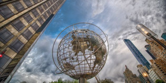 New York City Globe and