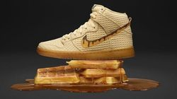 Sneakerheads Are Already Salivating Over These 'Waffle'