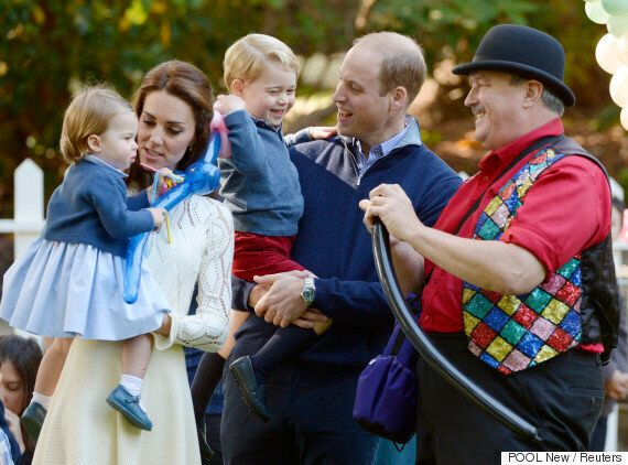 Royal Visit 2016 Costs Include $20K For Tour Photographer: