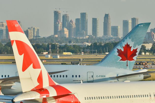 One-Way Flights To Canada Searches Spike On U.S. Election