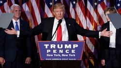 Donald Trump Elected As Next President Of The United