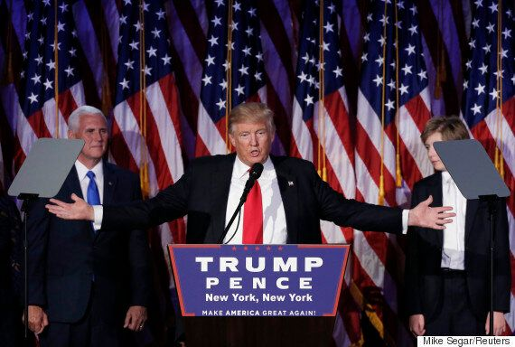 U.S. Election 2016: Donald Trump Elected As Next President Of The United