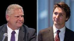 Doug Ford Lambastes Trudeau, Confirms Plan For Political