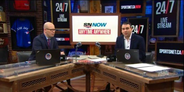 Rogers' Sportsnet Now Will Stream Live Events Starting