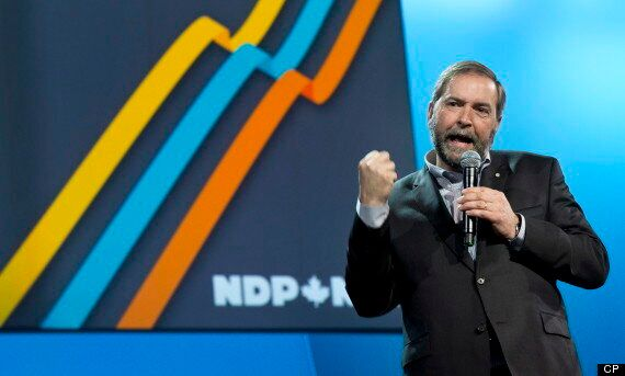 NDP Failed To Prepare For Federal Election Campaign Challenges:
