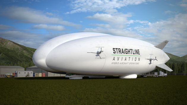 Airships In The Oilsands, And Canada's North, Could Soon Be