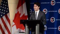 'Confident' Countries Invest, Trudeau Tells U.S.