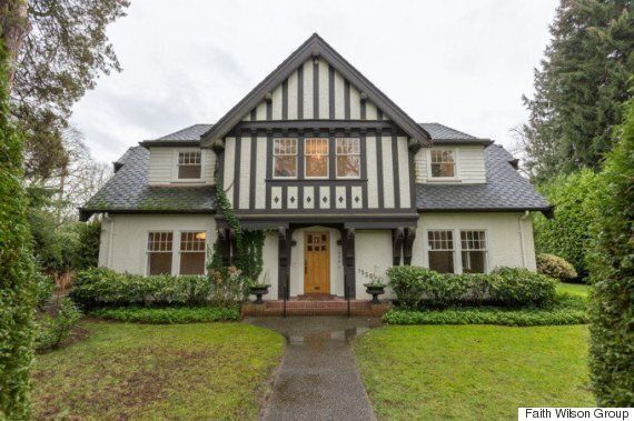 Tudor-Style Vancouver Home Slated For