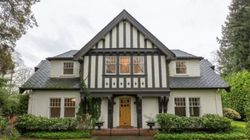 Historic Vancouver Tudor Home Is Ready For The Wrecking Ball,