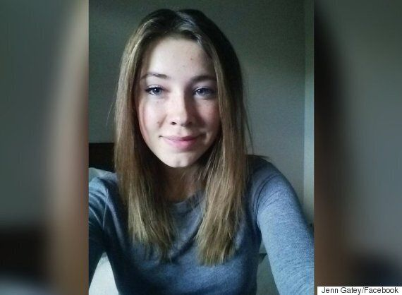 Jennifer Gatey, Kamloops Teen, Killed In Hit-And-Run Accident Day Before Her