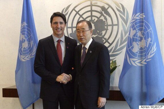 Canada Faces Tough Fights At UN, Prospects Of Bleak World: International
