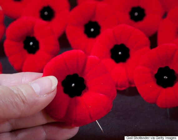 Air Canada Remembrance Day Poppy Ban Has Airline