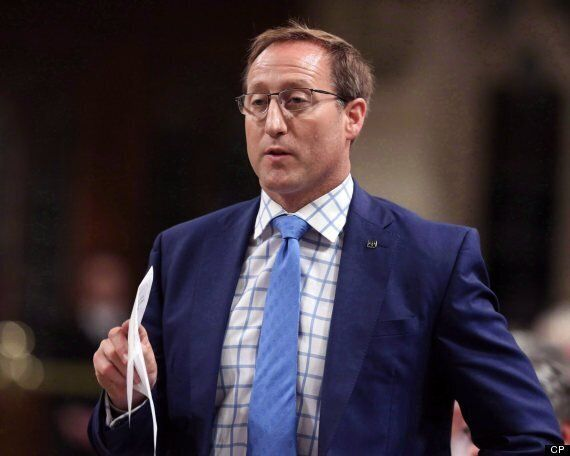 Tory Leadership Race Left Wide Open After Peter MacKay Opts