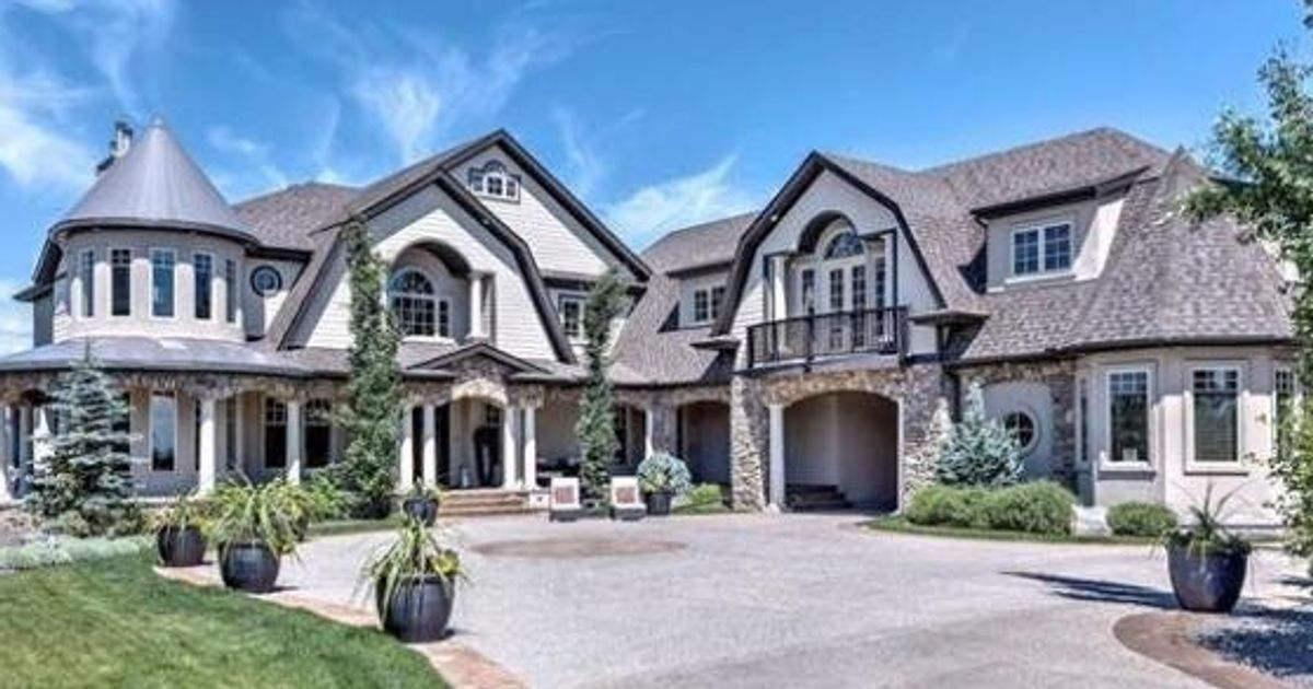 Stephen Ames House Relisted For Sale In Calgary