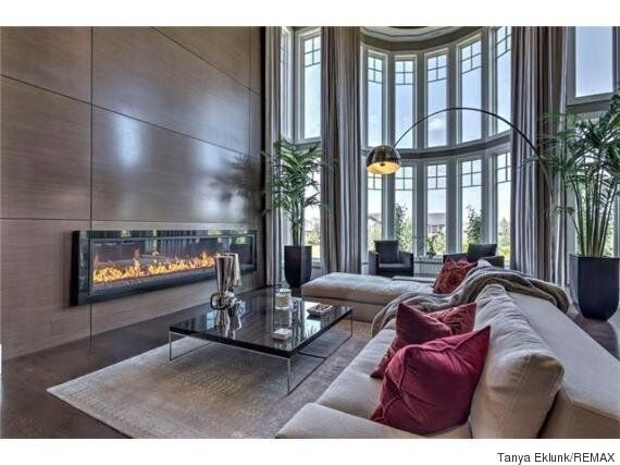 Stephen Ames' House Relisted For Sale In