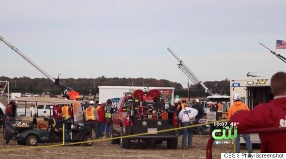 Punkin Chunkin Contest Accident Leaves Woman With Critical