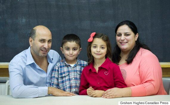 Syrian Refugees In Canada Turn To Community Groups For Basic