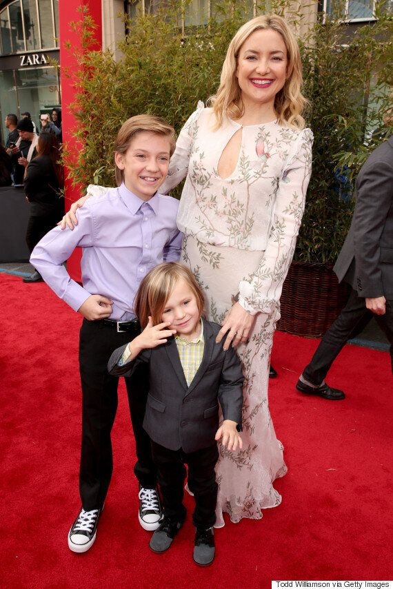 Kate Hudson Sons: The Actress Opens Up About Being A Single