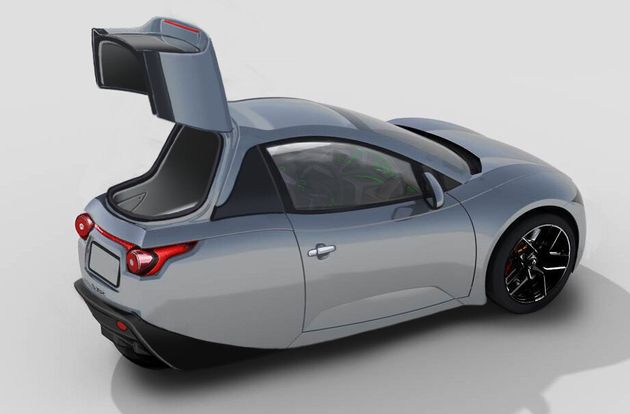 Electra Meccanica Solo, Canadian 3-Wheeled Car, Could Be