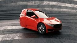 A Canadian 3-Wheeled Car Could Change