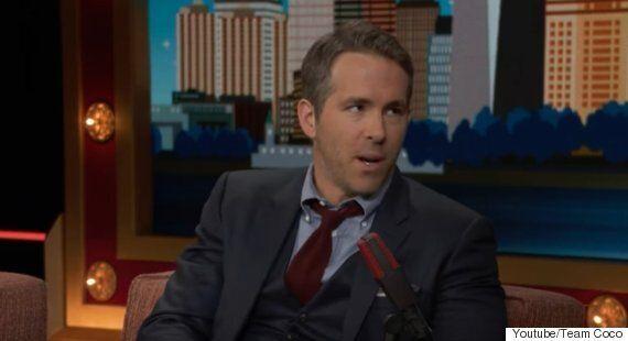 Ryan Reynolds Told Justin Trudeau To Annex
