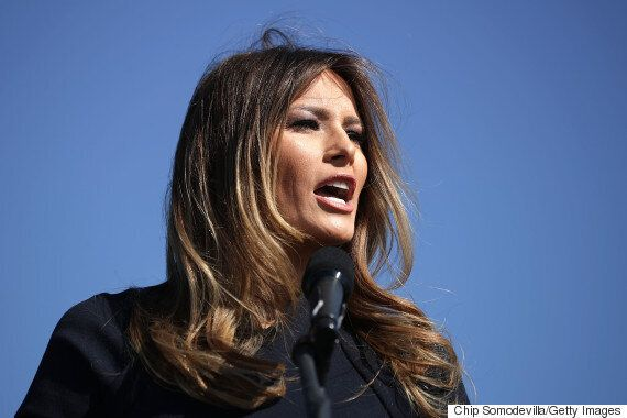 Melania Trump Worked In U.S. Without A Visa, Documents