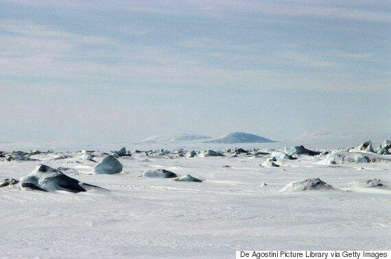 Nunavut Investigation Of Strange 'Pinging' Noise Comes Up