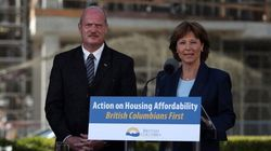 B.C. Premier Wants To Let You Buy More Home Than You Can