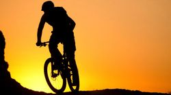Pro-Mountain Biker Hans Rey Gives Back To The