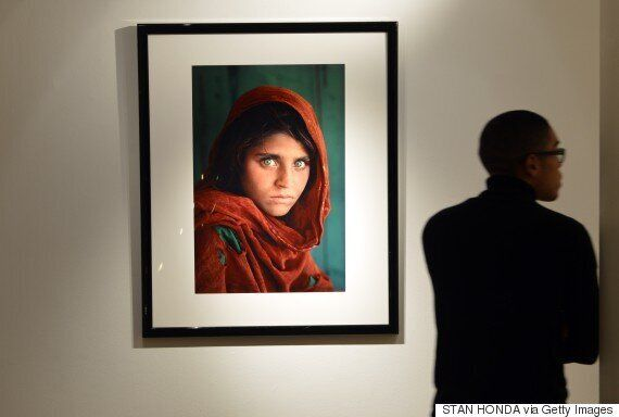 'Afghan Girl' To Be Deported From Pakistan Following
