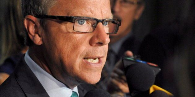 Brad Wall's Sask. A Wild West Of Corporate Political