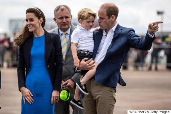 Royal Visit Canada 2016: Prince George, Princess Charlotte Are Coming For