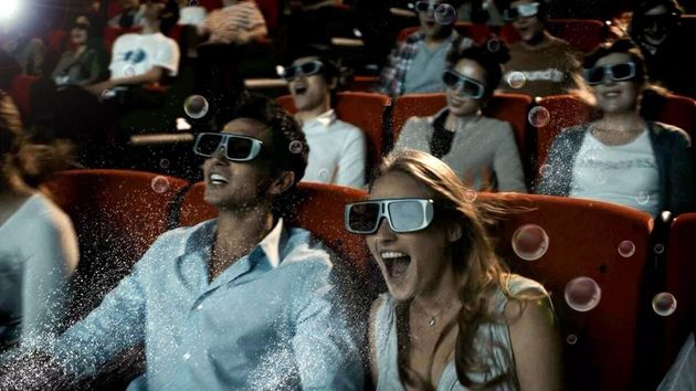 Cineplex's 4DX Experience Will Run You $25 A