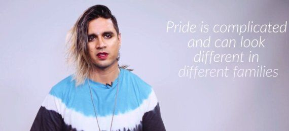 Pride Looks Different For Second-Generation