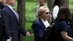 Clinton Diagnosed With Pneumonia, Leaves 9/11 Ceremony