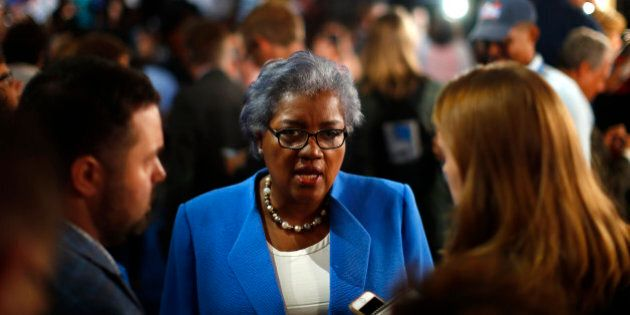 Donna Brazile, the acting Chair of the Democratic National Committee since the resignation of Debbie...