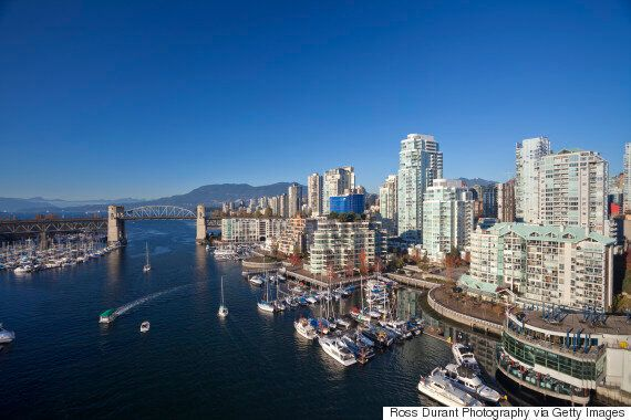 Vancouver Real Estate Felt 'Little Impact' From Foreign Tax: Capital